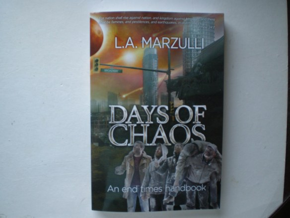 Days of Chaos Book